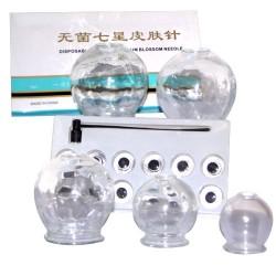 Kit ventouses de verre