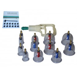 Kit 12 ventouses
